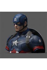 Avengers Endgame Captain America 20cm Kolikkopankki