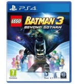Lego Batman 3 Beyond Gotham PS4 *käytetty*