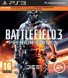 Battlefield 3 Premium Edition PS3 *käytetty*