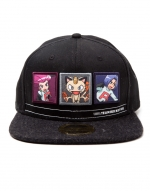 Pokemon Team Rocket Snapback lippis