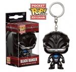 Pocket POP!: Power Rangers - Black Ranger Avaimenperä