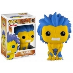 POP! Games: Street Fighter - Blanka (Yellow) #140