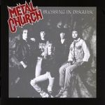 Metal Church : Blessing in disguise CD