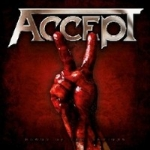Accept: Blood Of The Nations CD