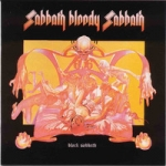 Black Sabbath : Sabbath bloody sabbath LP