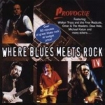 Where Blues Meets Rock IV CD