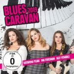 Blues Caravan 2019 CD/DVD
