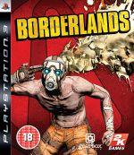 Borderlands PS3 *käytetty*