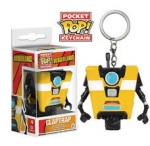 Pocket POP!: Borderlands - Claptrap Avaimenperä