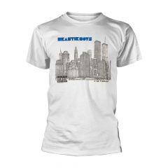 Beastie Boys 5 Boroughs T-paita