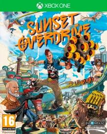 Sunset Overdrive Xbox One *käytetty*