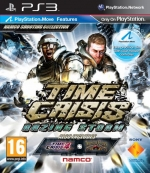 Time Crisis: Razing Storm PS3 *käytetty*