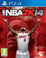 NBA 2K14 PS4 *käytetty*