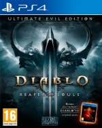 Diablo III (3): Ultimate Evil Edition PS4