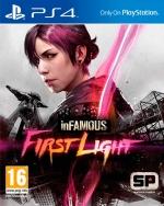 Infamous: First Light PS4 *käytetty*