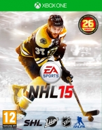 NHL 15 Xbox One *käytetty*