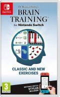 Dr. Kawashima's Brain Training Nintendo Switch + Stylus Kynä