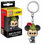 Pocket POP!: Disney Mickey 20th Anniversary - Brave Little Tailor Avaimenperä