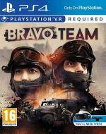 Bravo Team Playstation VR PS4 *käytetty*