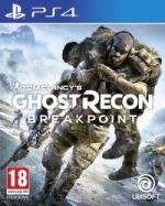 Tom Clancys Ghost Recon - Breakpoint PS4