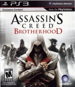 Assassins Creed: Brotherhood PS3 *käytetty*