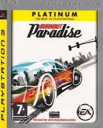 Burnout Paradise Ultimate Box PS3 *käytetty*