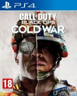 Call of Duty: Black Ops Cold War PS4 *käytetty*