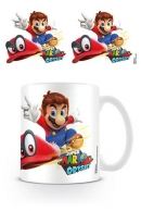 Nintendo Super Mario Odyssey Cappy Throw muki