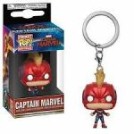 Pocket POP!: Marvel Captain Marvel Avaimenperä