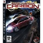 Need for Speed Carbon PS3 *käytetty*