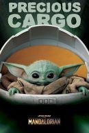 Star Wars The Mandalorian Precious Cargo 61 x 91cm Juliste