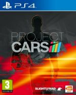 Project CARS PS4 *käytetty*