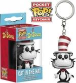 Pocket POP!: Dr. Seuss - Cat in the Hat Avaimenperä