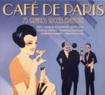Cafe De Paris: 75 Grands Succes Francais 2CD