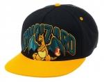 Pokemon Charizard Snapback lippis