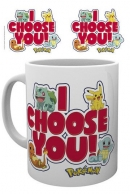 Pokemon I Choose You muki