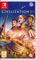 Sid Meiers Civilization VI Nintendo Switch *käytetty*