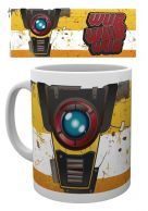 Borderlands 3 Claptrap muki