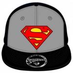 Superman Logo Snapback Lippis
