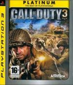 Call of Duty 3 PS3 *käytetty*