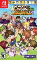 Harvest Moon - Light of Hope Special Edition Complete Nintendo Switch