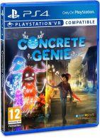 Concrete Genie Playstation VR Compatible PS4 *käytetty*