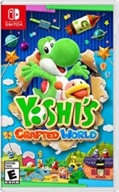 Yoshi's Crafted World Nintendo Switch