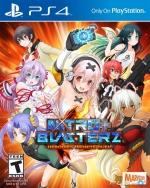 Nitro+ Blasters: Heroines Infinite Duel PS4