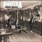 Pantera: Cowboys From Hell CD