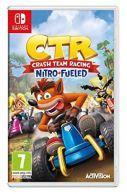 Crash Team Racing - Nitro Fueled! Nintendo Switch *käytetty*