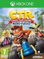 Crash Team Racing - Nitro Fueled! Xbox One *käytetty*