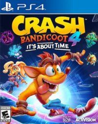 Crash Bandicoot 4 - Its About Time PS4