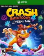 Crash Bandicoot 4 - Its About Time Xbox One