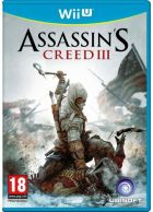 Assassins Creed 3 Wii U *käytetty*